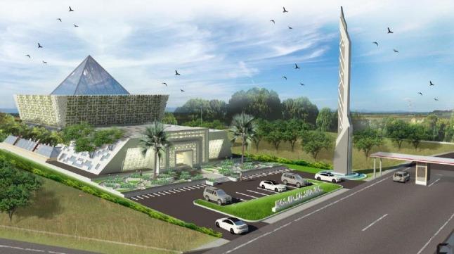 Masjid KH Sudja' RS PKU Muhammadiyah Gamping